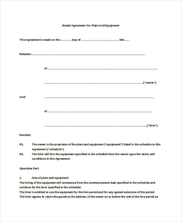 Free Simple Lease Agreement gtld world congress