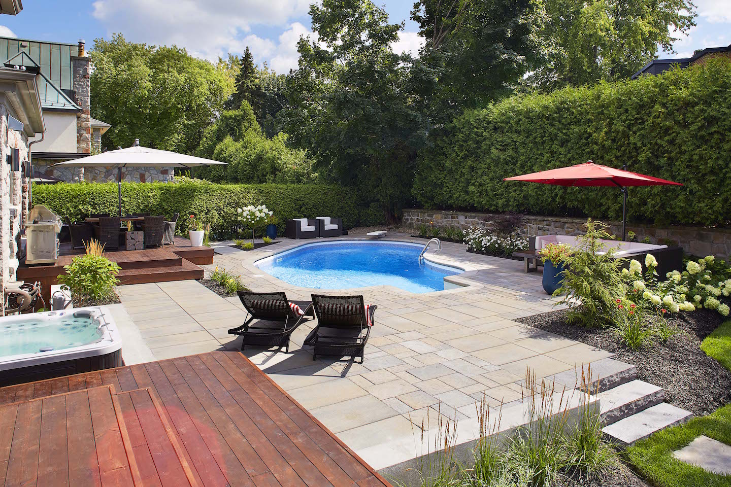 Terrasse Exterieur Montreal Montreal Elegance In Outremont Landscaping Project