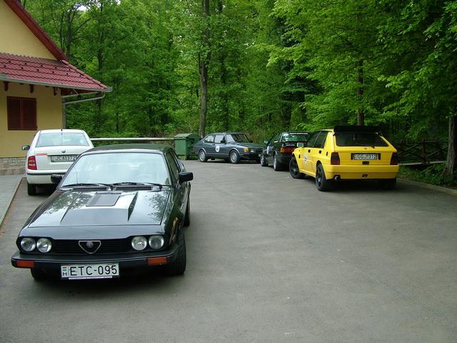 Alfa Romeo GTV6 3.2 24V Parádsasvár 2006