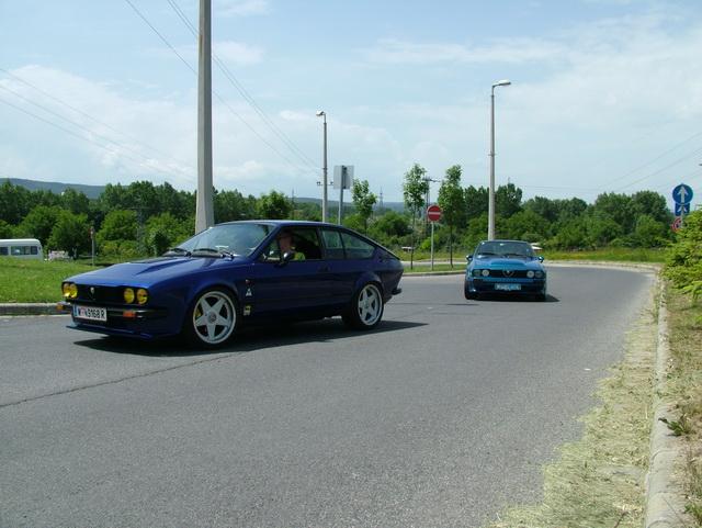 Alfa Romeo GTV6 3.0 24V Sopron 2006