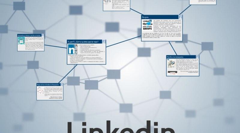 Impartición de taller sobre Linkedin en Jaén