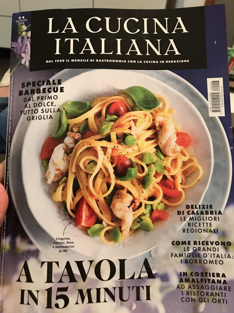 The Magazine Of La Cucina Italiana Criseo Wine Conquers All Even La Cucina Italiana Magazine