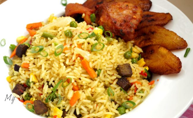 How To Make Coconut Fried Rice The Guardian Nigeria News Nigeria And World Newsguardian Life