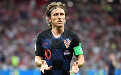 'Big brother' Modric from a different planet, says Rakitic | The Guardian Nigeria News - Nigeria ...