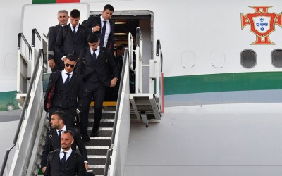 IN PICTURES: Teams arrive Russia for World Cup — Sport — The Guardian Nigeria Newspaper ...
