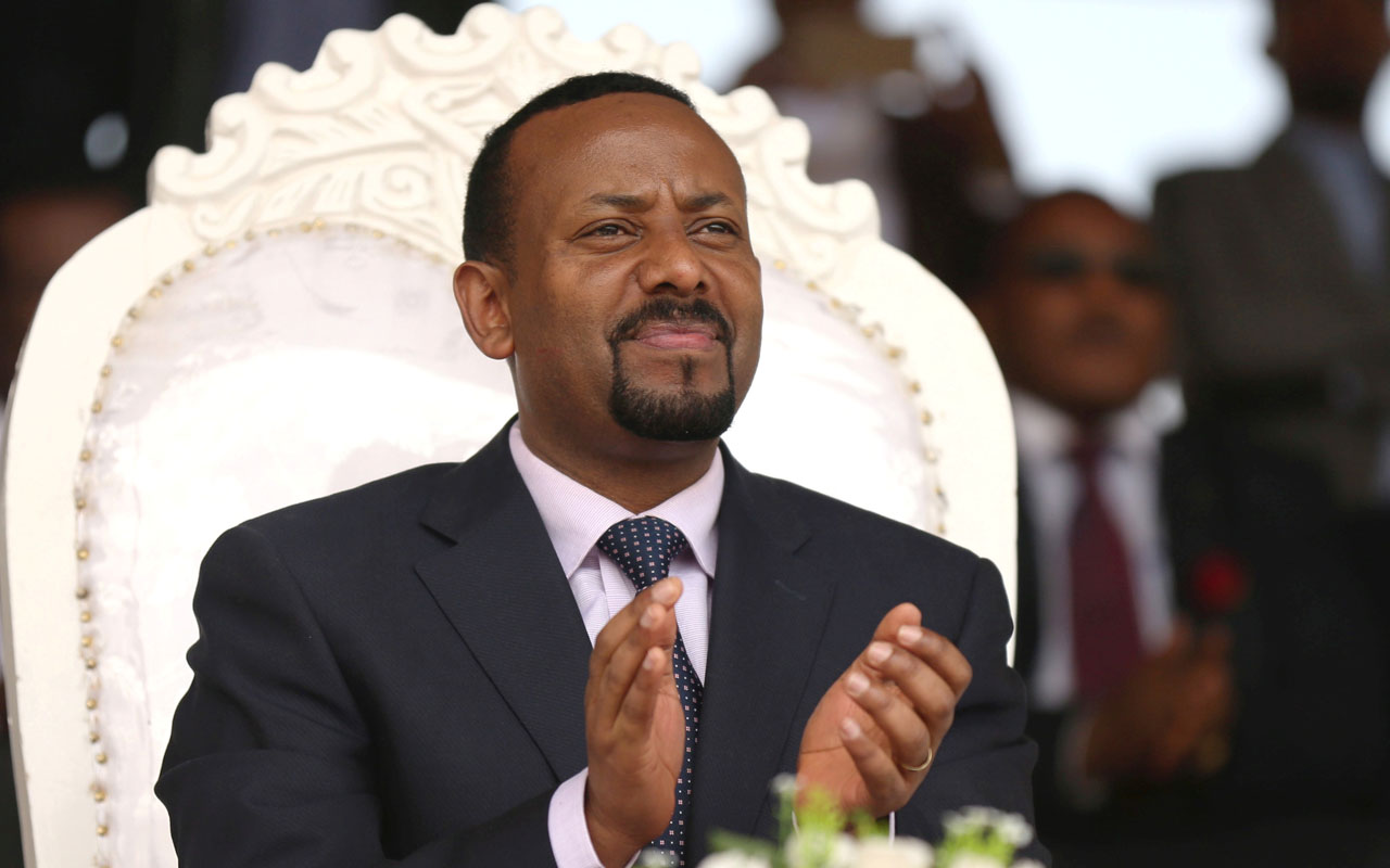 Ethiopian Prime Minister Hands Half Of Cabinet To Women