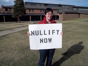 Can States Nullify Federal Law?