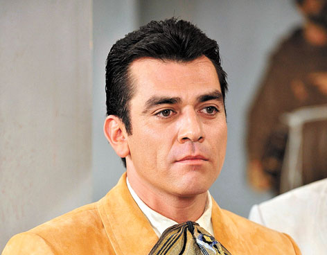 Jorge Salinas Mexican actor invited to Cinco de Mayo rushed to Hospital