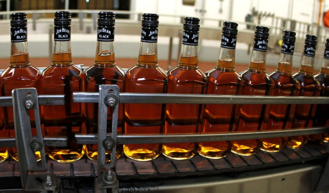 Jim Beam Sold to Japanese Whiskey Maker Suntory