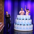 Jimmy Fallon Celebrates His 40th Birthday With James Spader and Others