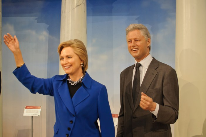 Bill and Hillary Clinton Make History at the DNC