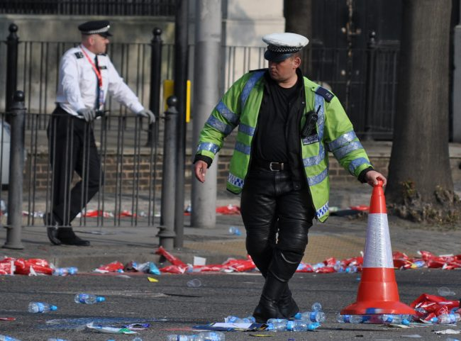 United Kingdom police charge 19-year-old with London stabbings