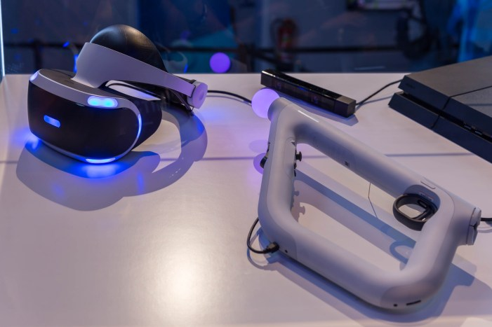 PlayStation VR a Gamers Dream