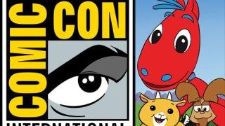 San Diego Comic Con Intl 2013 - GudFit Recap