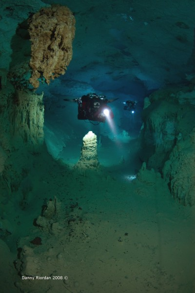 Go Global Trip Mexico Cave Diving Gue