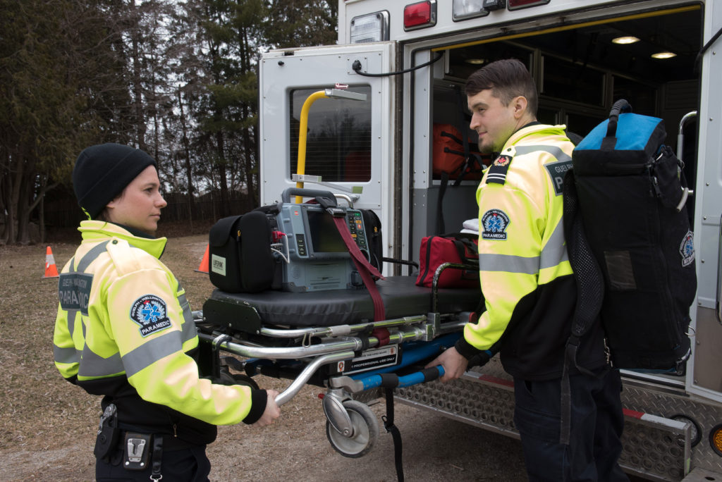 Guelph-Wellington Paramedic Service - City of Guelph
