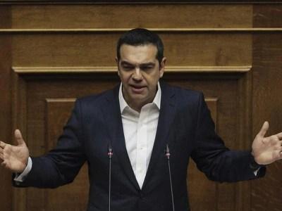 Greeces Prime Minister Survives No Confidence Vote
