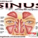 Kitchen Prevention and Cures for Sinusitis