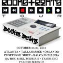Books & Beats Tour – Florida