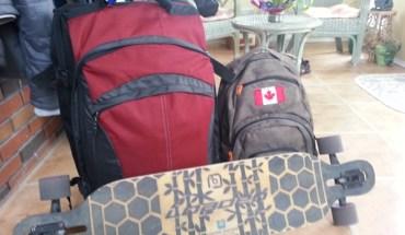 Leaving Canada