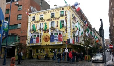 The Oliver St. John Gogarty Dublin