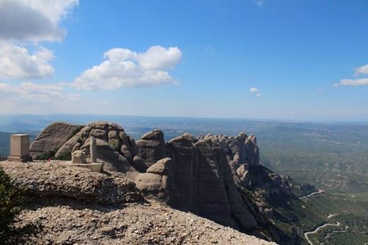 Hike Montserrat