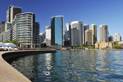 Australia Big Cities