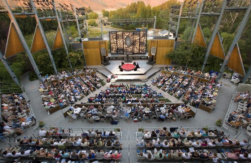 Idaho Shakespeare Festival Boise