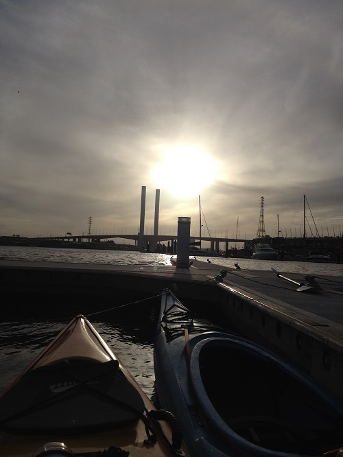 kayaking melbourne australia