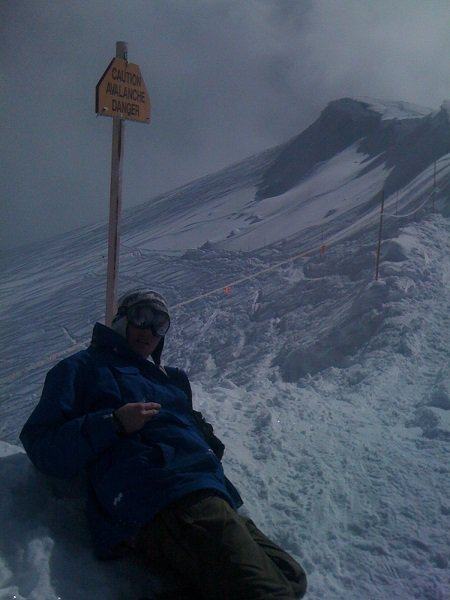 Top of the World Kicking Horse