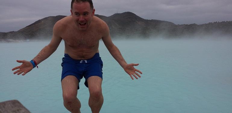 geothermal blue lagoon iceland