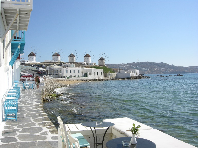 Guide to planning a trip to Mykonos