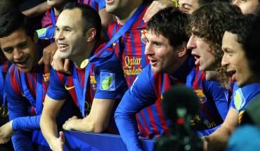 Barcelona FC 2011