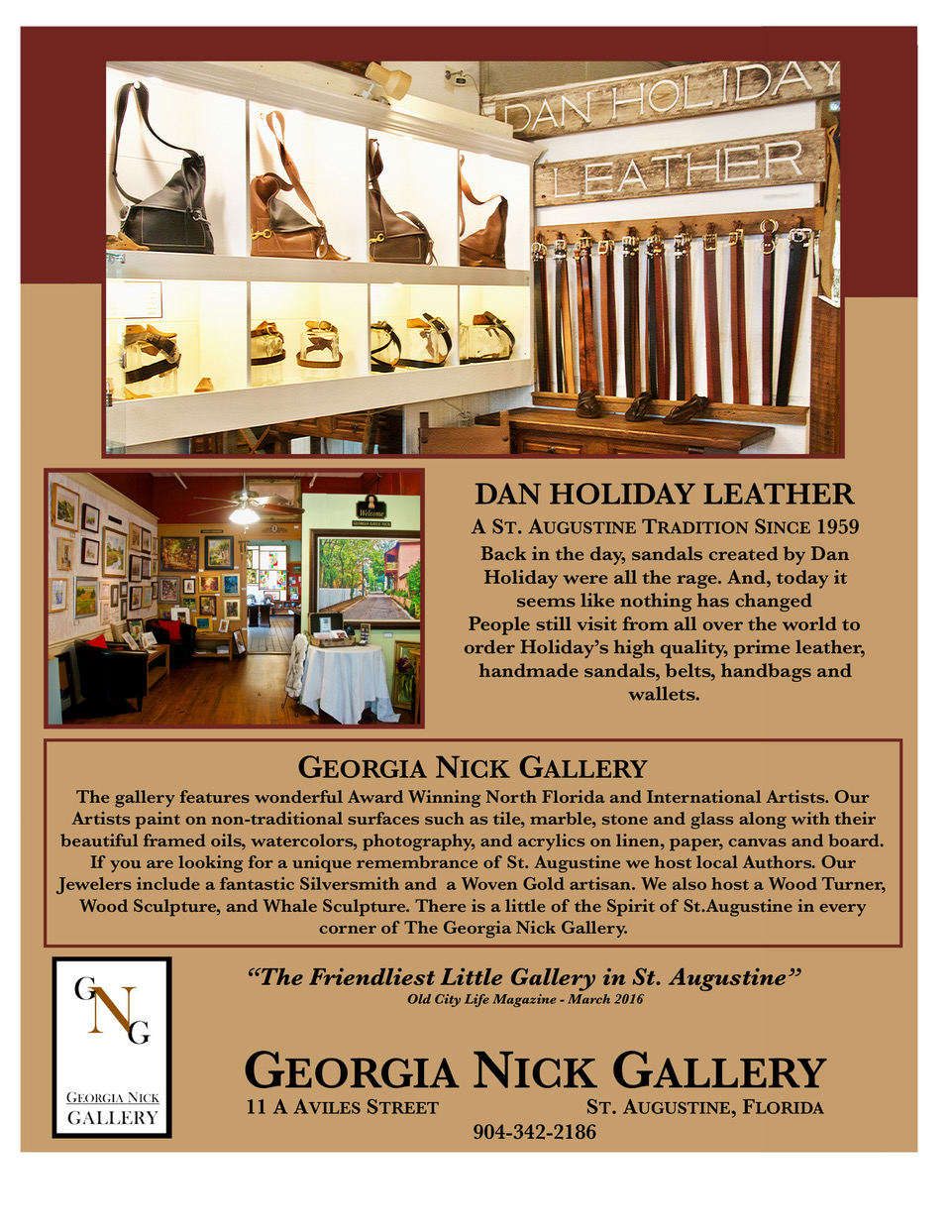 Leather Shop Dan Holiday Leather Shop Guest Advantage