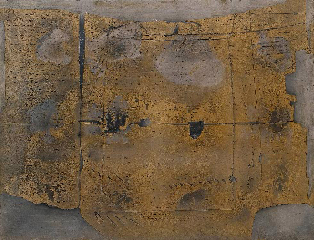 Pinturas De Antoni Tapies Great Painting