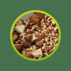 quinua-granola
