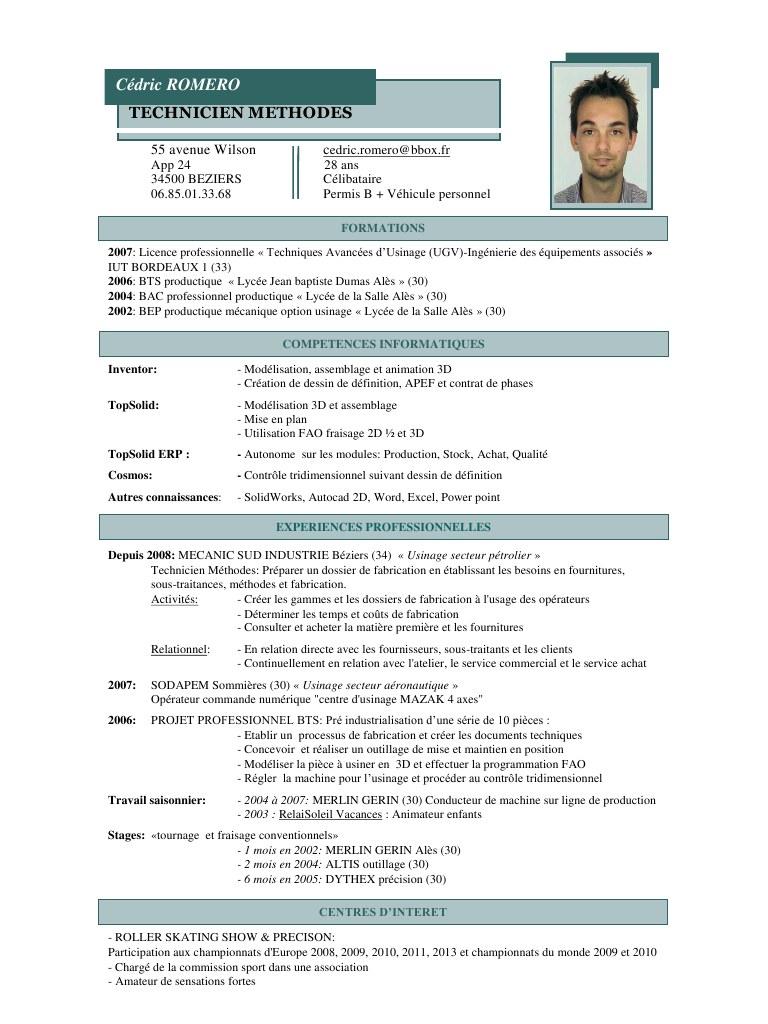 Modelo curriculum vitae para canada - mobapi.techup.vn