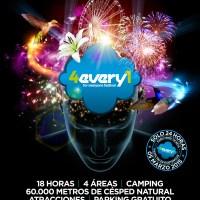 4 EVERY 1 FESTIVAL 2015
