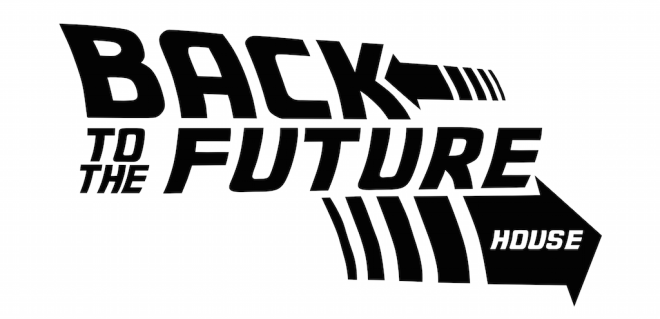 back to the future house logo www.guiadance.es