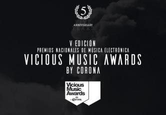 Vicious Music Awards 2015