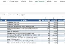 AutoFiltro Excel