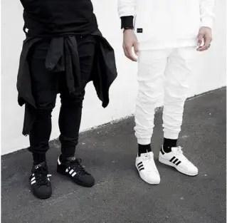 Adidas Superstar, o sneaker que nunca sai de moda