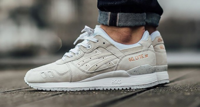 Asics Gel Lyte 3 Slight White
