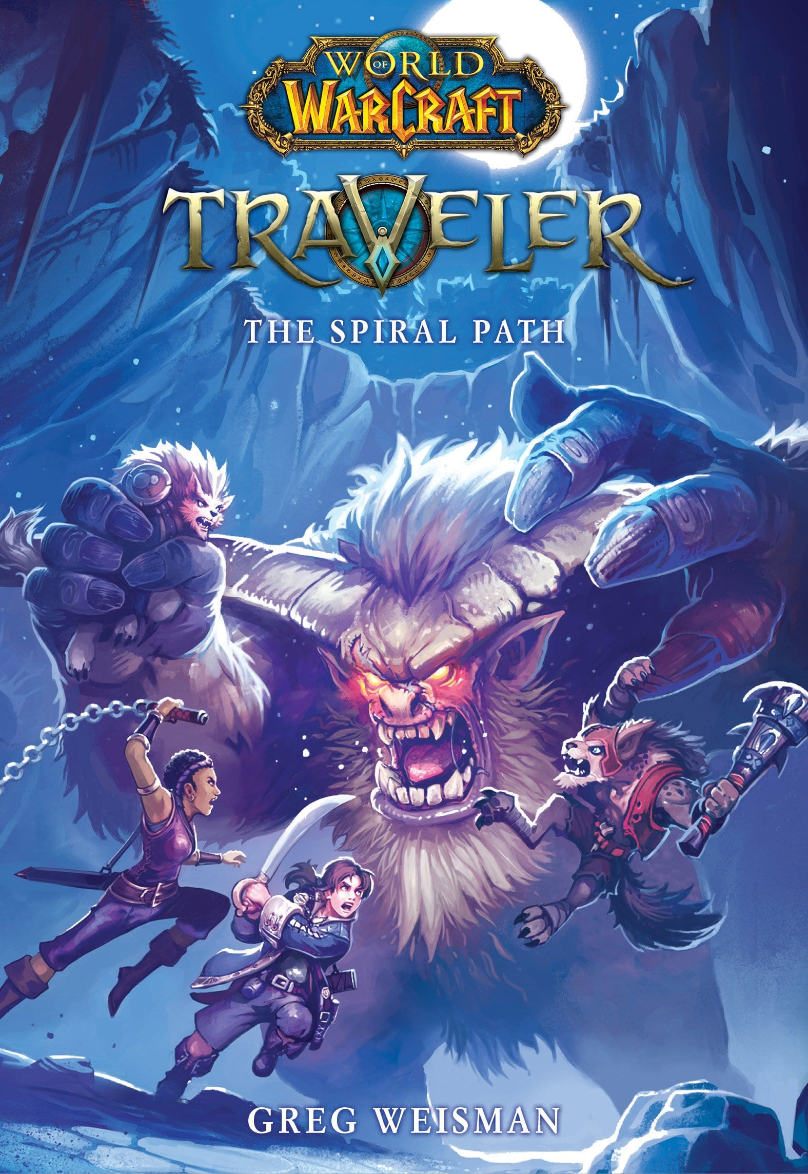 Libros De World Of Warcraft Traveler The Spiral Path A La Venta El 27 De Febrero De