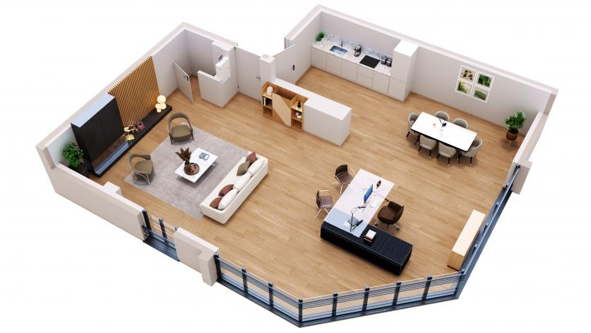 Bouygues Evry 2 Programme Proximity - Appartement Neuf Juvisy-sur-orge (91)
