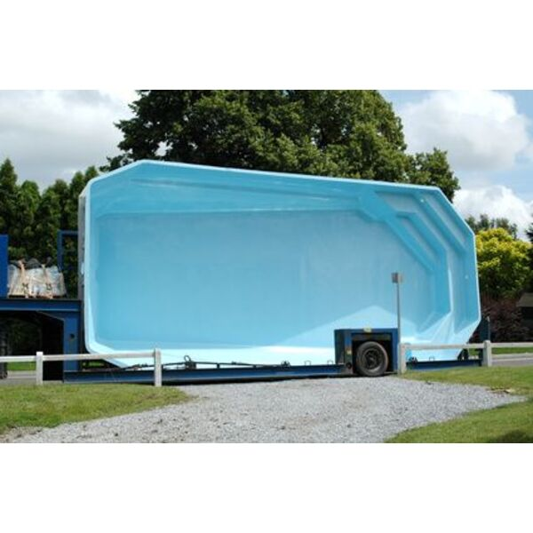 Spa De Nage Exterieur Occasion Construction / Installation D'une Piscine Structure