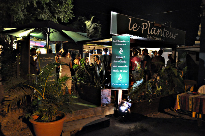 Restaurant Quai Guide Réunion: Restaurant Le Planteur à Saint-paul