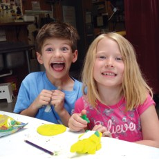 Real art | Real fun! in Summer Arts Camp