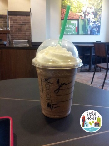 Target Starbucks First Day of School Twin Cities Moms