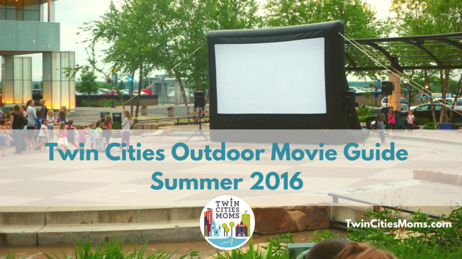 Twin Cities Free Outdoor Movies Twin Cities Moms